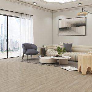 Phối cảnh sàn gỗ H1036