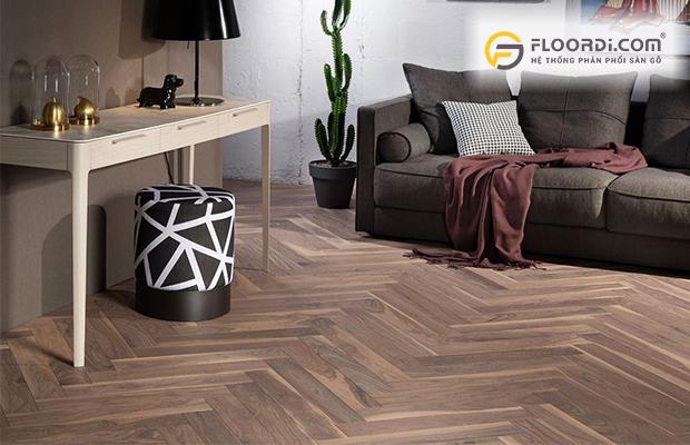 Lựa chọn sàn gỗ công nghiệp có khả năng chịu nước tốt