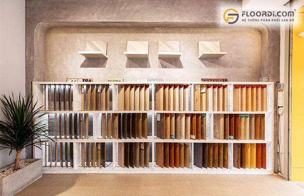 đơn vị chuyên phân phối các dòng sàn đa dạng màu sắc hot trend