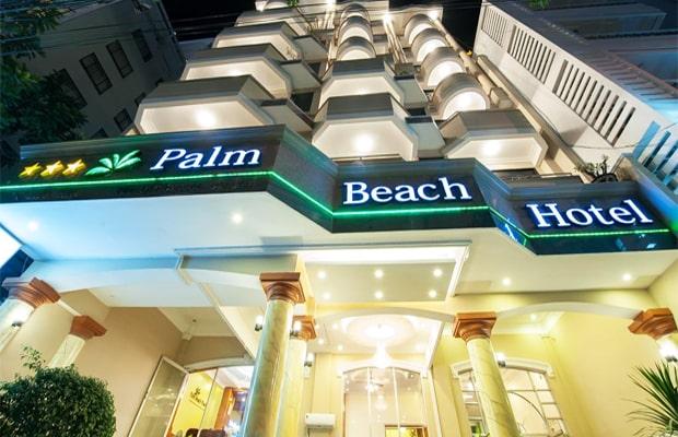 Sàn gỗ công nghiệp Hillman lắp đặt tại khách sạn Nha Trang Beach với 70 phòng
