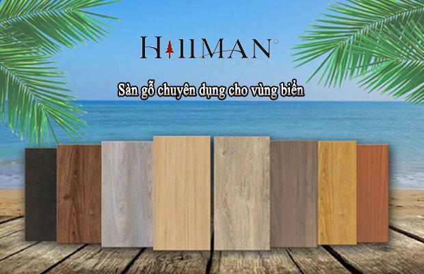 Hillman mang đậm giá trị cá nhân với chất lượng và thiết kế chinh phục người dùng