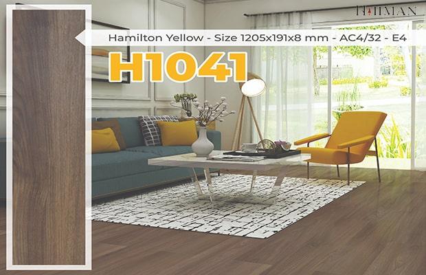 Những thiết kế của dòng sàn gỗ này đậm chất châu Âu hiện đại