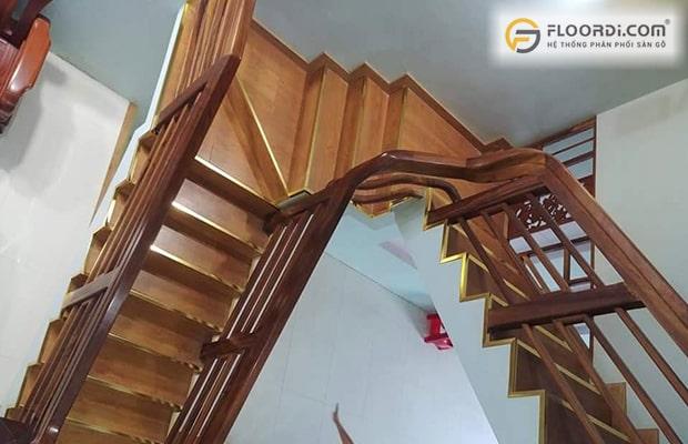 Thi công cầu thang cần chuẩn bị đầy đủ dụng cụ cần thiết