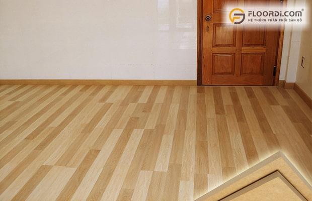 Cốt gỗ HDF có độ nén càng cao khả năng chịu lực càng tốt