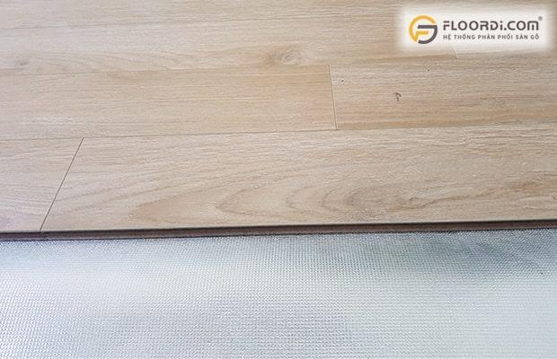 Ván sàn có đảm bảo độ bền hay không phụ thuộc phần lớn vào AC và Class