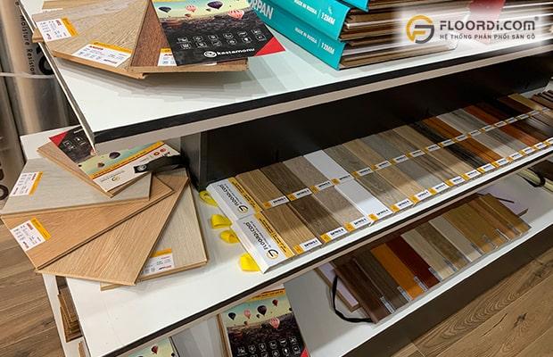 Phụ kiện sàn gỗ giữ vai trò quan trọng trong việc hoàn thiện công trình ốp lát