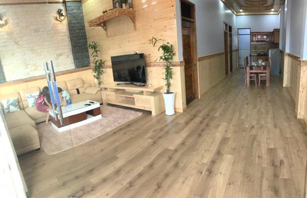 Nẹp sàn gỗ chữ L trang trí