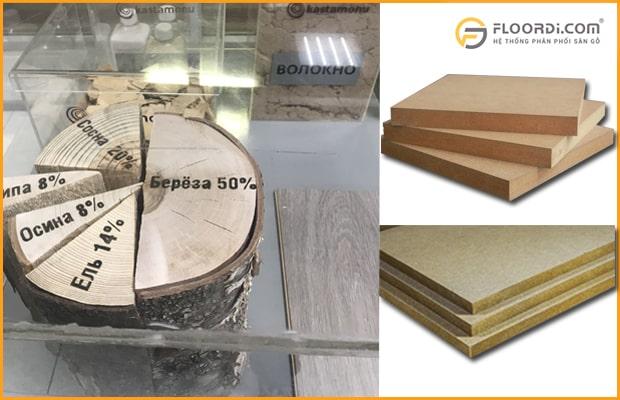 High Density Fiberboard là sản phẩm ván ép công nghiệp sở hữu chất lượng tốt nhất hiện nay